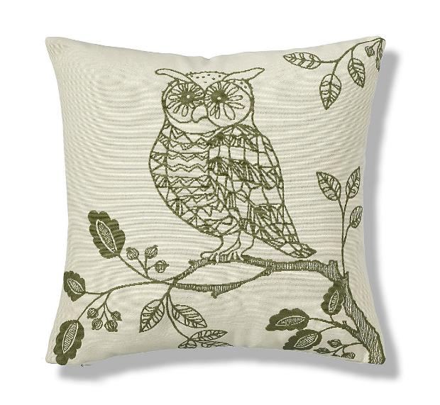 Betty Owl Cushion, Marks and Spencers