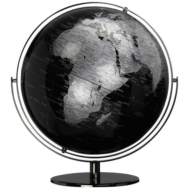 Black Globe, John Lewis