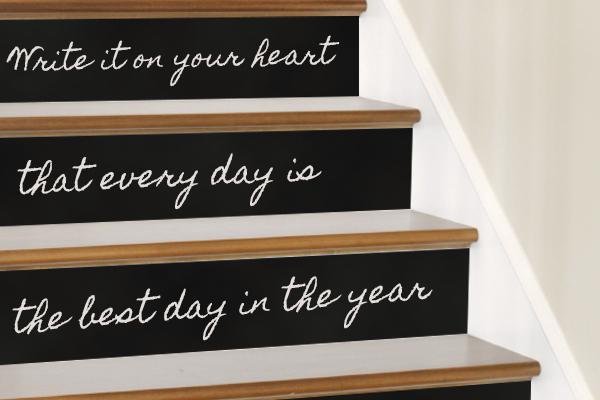 Stairs, Eat Sleep Live