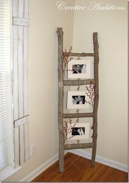 Tree Wedding Ladder (Source)