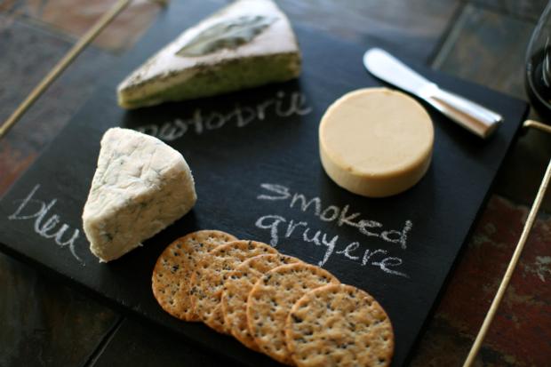 Cheese Board, Eat Sleep Live