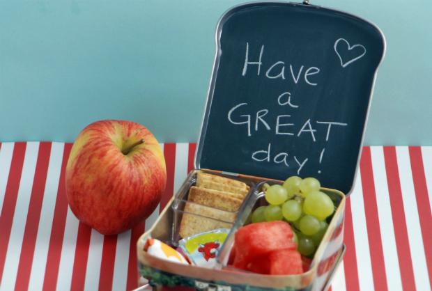 Lunch Box, Eat Sleep Live