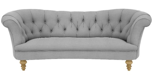 Hayworth Grand Chesterfield Sofa, John Lewis