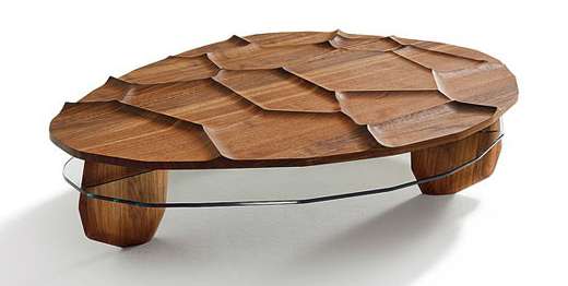 Rock & Roll Coffee Table (Source)
