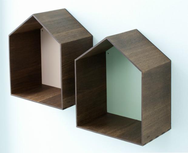 Ferm Living Studio Shelves, Cloudberry Living £79.00