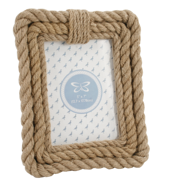 Nautical Rope Frame, MyGiftTree £11.75