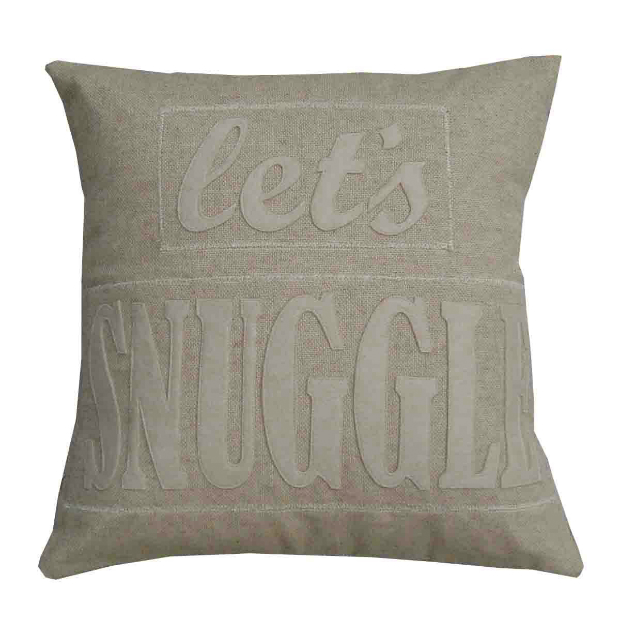 Let's Snuggle Cushion, Swanky Maison
