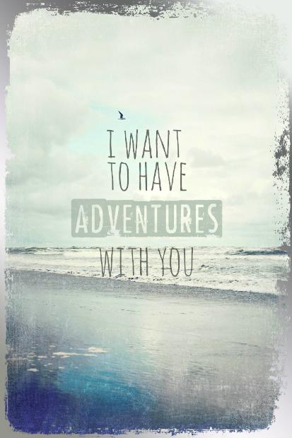 Adventures with You Canvas, Tesco £10