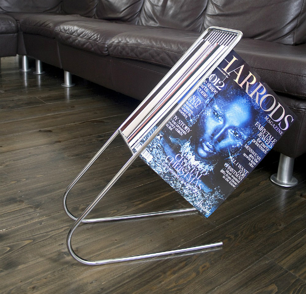 Magazine Rack Float, theholdingcompany.co.uk £34.95