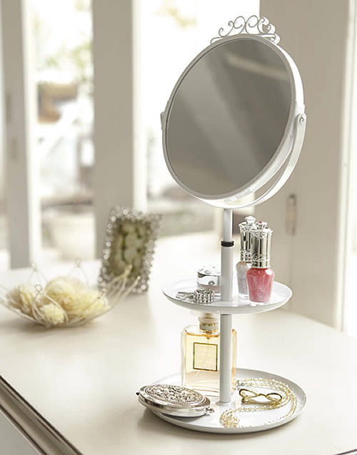 Classico Jewellery Stand and Make-up Mirror, A Place for Everything