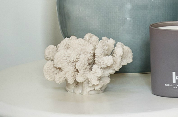 Small Resin Coral Sponge, Kelly Hoppen Home £17.00