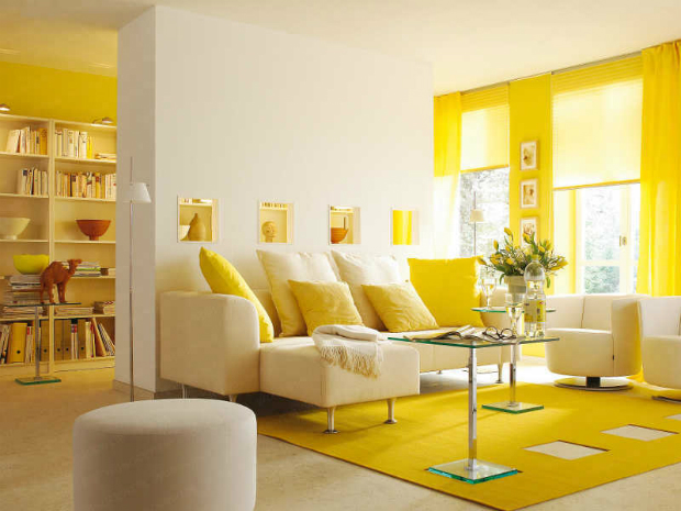 Yellow Living Room, Source