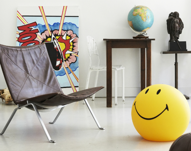 Smiley Lamp, Maiden £189.00