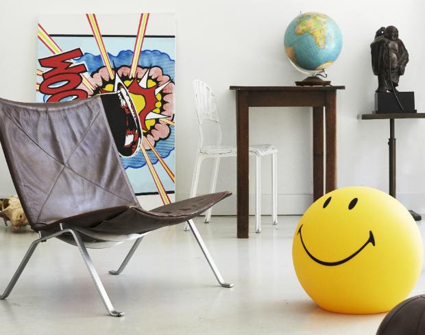 Smiley Lamp, Maiden £189.00