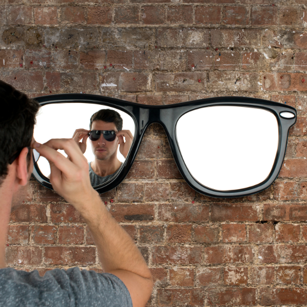 Looking Good Mirror, RED5 £199.95