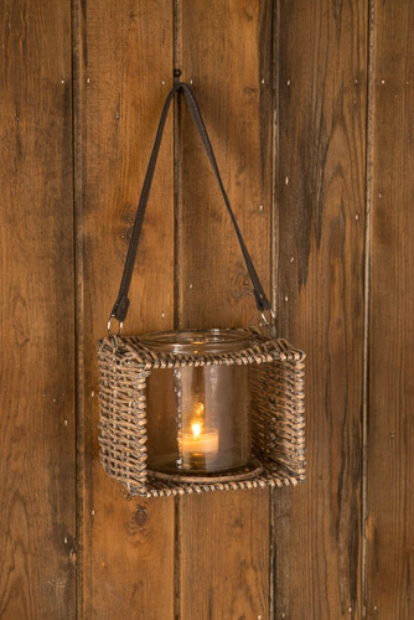 Willow & Glass Lantern, DesResDesign £14.00