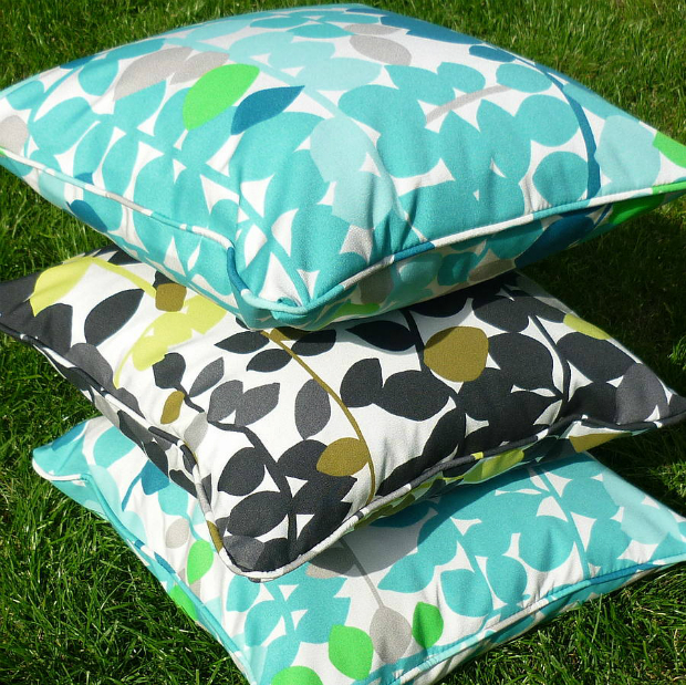 Outdoor Garden Scatter Cushion, Not on the High Street £48.00