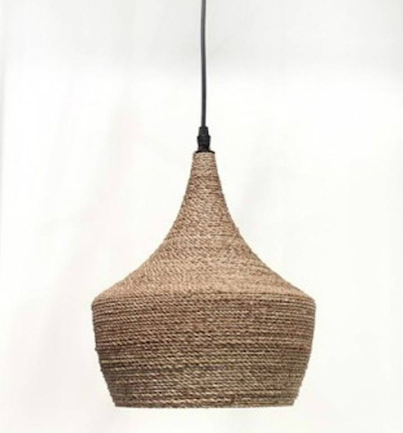 Rattan Ceiling Light, Not on the High Street £125