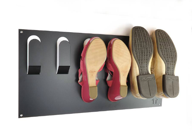 Stylish Wall Mounted Shoe Rack, Not on the High Street £34.99