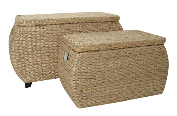 Natural Storage Trunks, Matalan £60.00