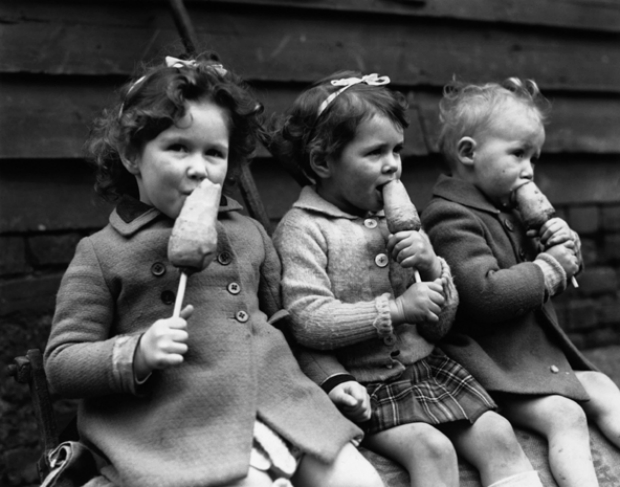 Rationed Ice Creams, BBC Source