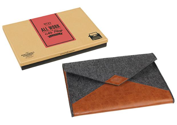 Gentleman's Hardware Laptop Case, John Lewis £28.00