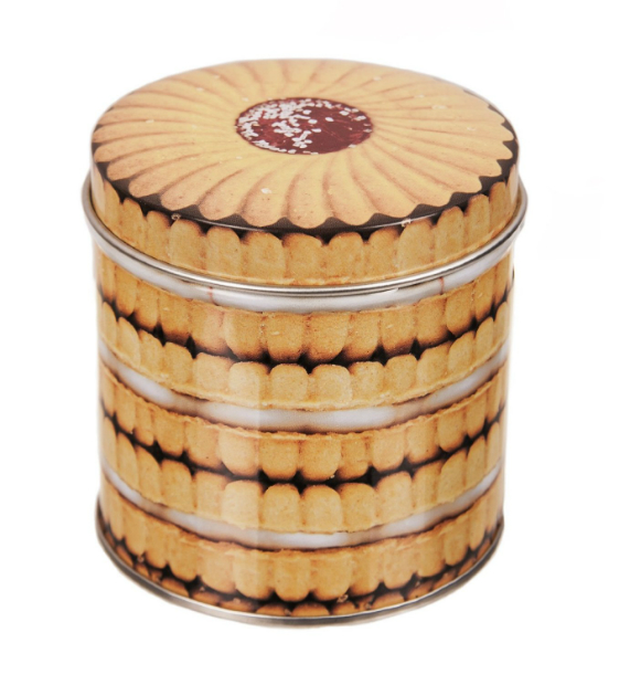 Jammy Dodger Small Biscuit Tin, Amazon £3.99