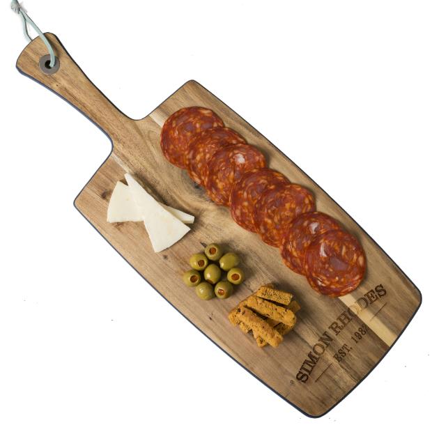Personalised Jamie Oliver Antipasti Serving Board, GettingPersonal £29.99