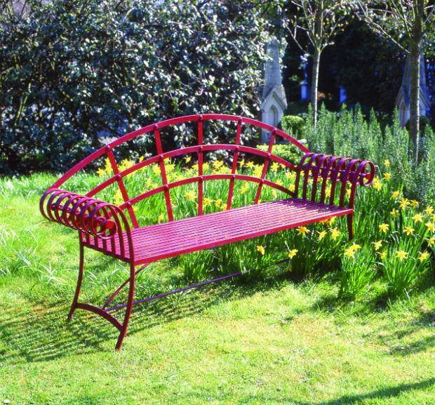 Haddoncraft Charleston Seat, Haddonstone £999.00