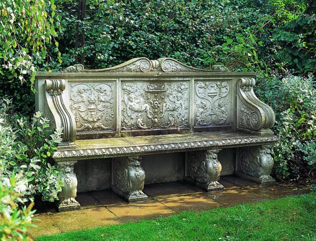 Raphael Seat, Haddonstone £3499.00