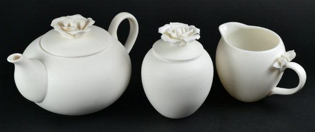 Rose Teapot, In-Spaces £32.00