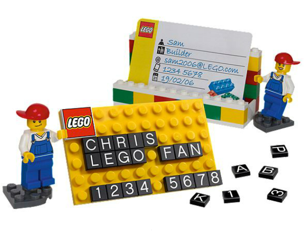 LEGO® Business Card Holder, Lego £11.39