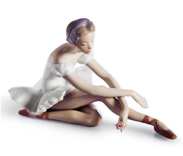 Rose Ballet, Lladro £180.00