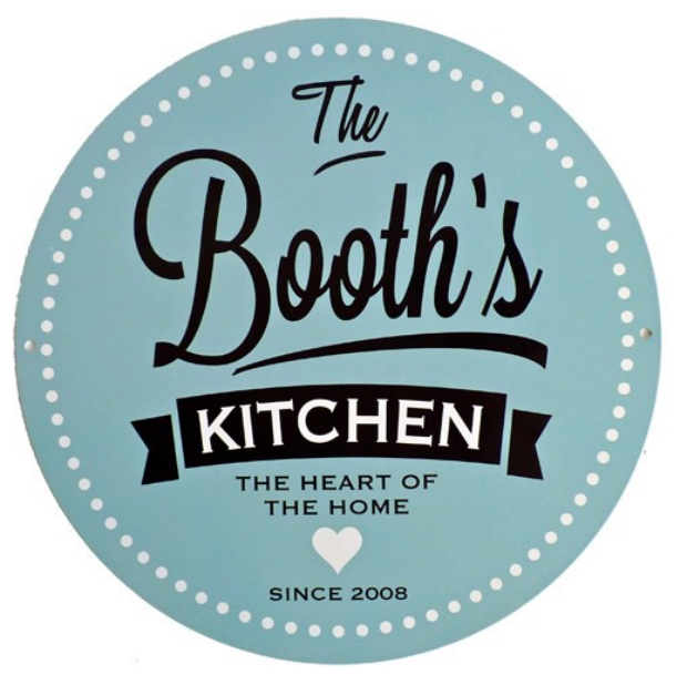 Personalised Enamel Kitchen Sign, Personalised Gift Shop £33.99