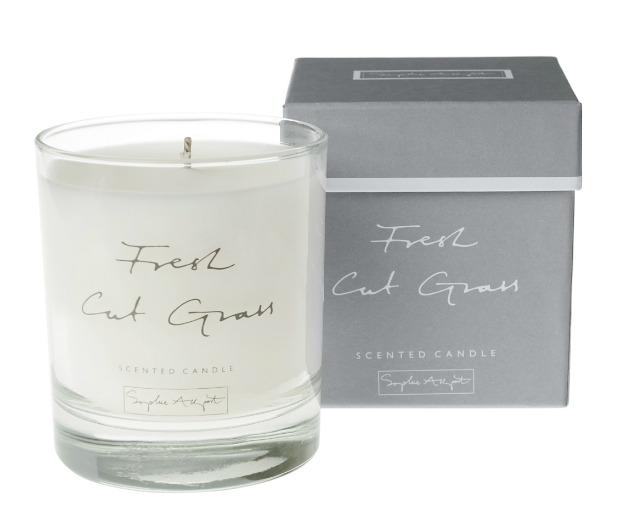 Fresh Cut Grass Scented Candle, Sophie Allport £22.00