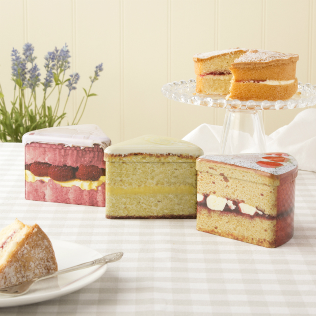 Cake Slice Tins, The Contemporary Home £5.00