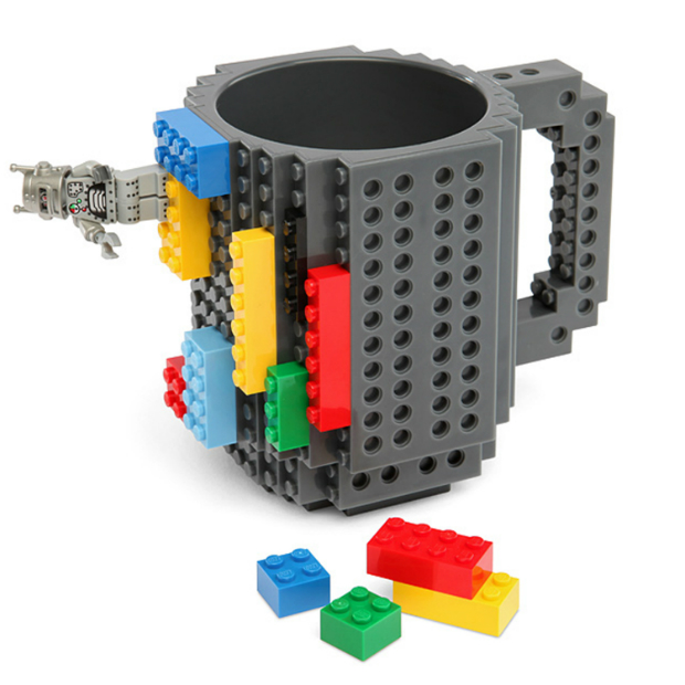 Build-On Brick Mug, The Gift Oasis £22.99