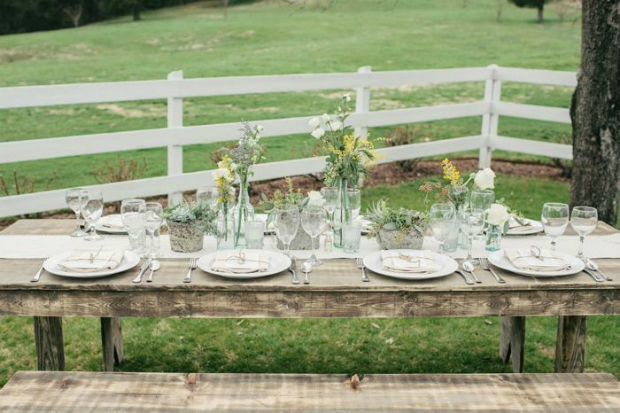 Rustic Alfresco Dining, Source