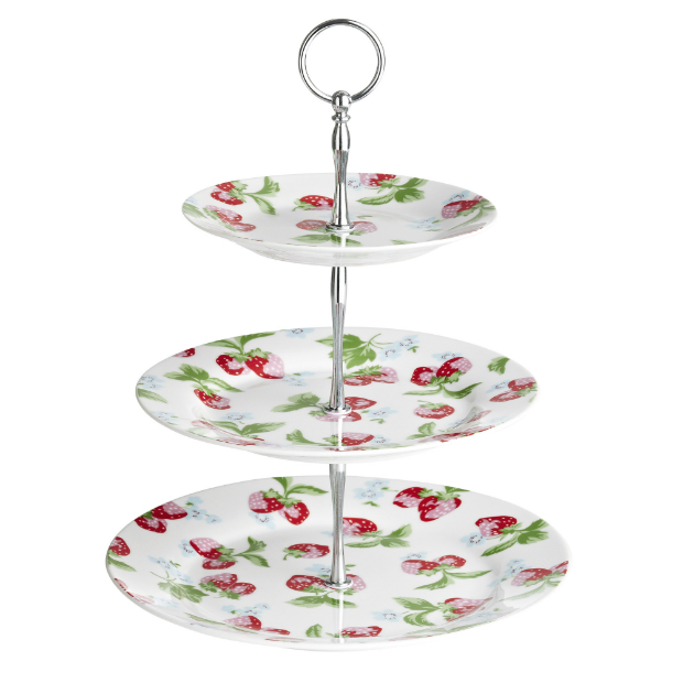 Strawberry Cake Stand £20.00 Cath Kidston