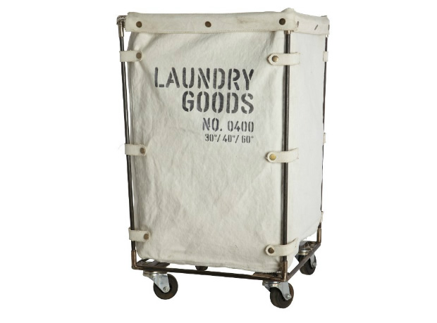 Military style laundry bag