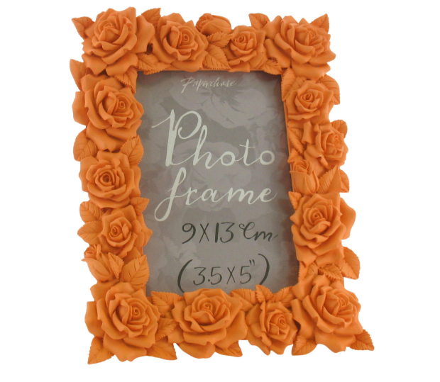 Rose Frame Coral, Paperchase £8.00