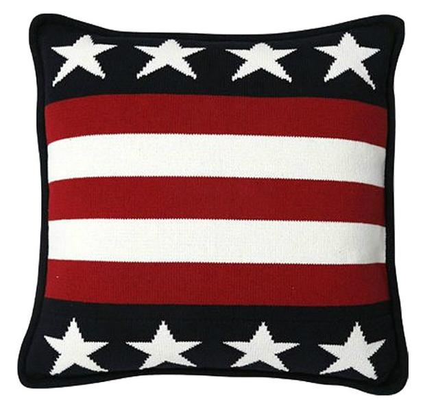 Lexington No. 1 Stars & Stripes Sham, Occa-Home £55.00