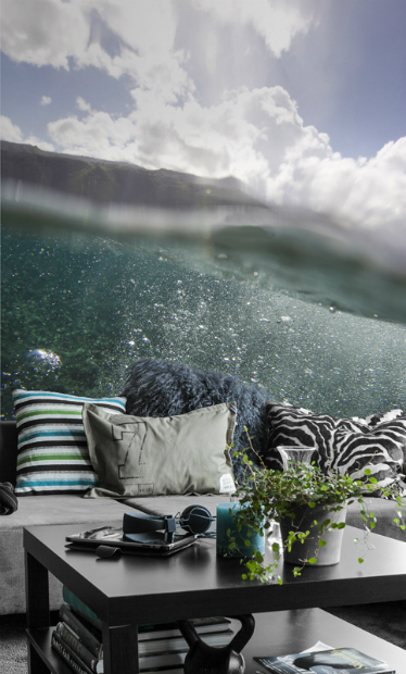 Surface, by Mr Perswall, WallpaperDirect £111.00