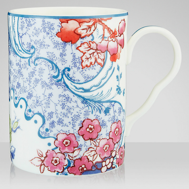 Wedgwood Butterfly Bloom Mug, John Lewis £25.00