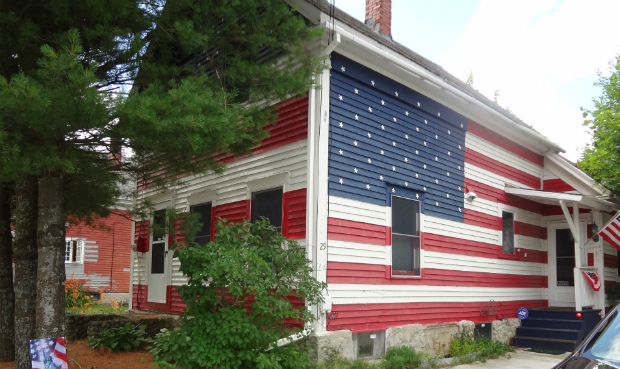 Patriotic Home, Source