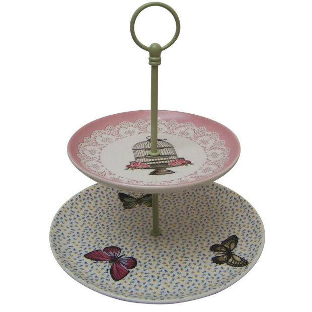With Love Cake Stand, Cloth-ears.co.uk £22.99