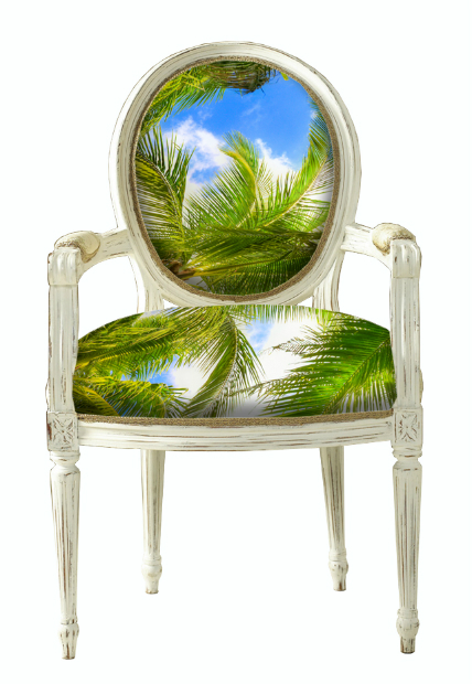 Palm Tree Chair, DigetexHome.co.uk £749.00