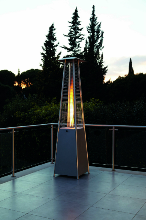 Gas Flame Patio Heater, Dunelm £249.99