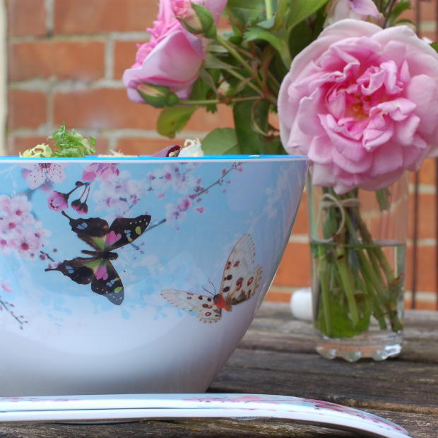 Butterfly Salad Bowl, Hunter Gatherer £18.50