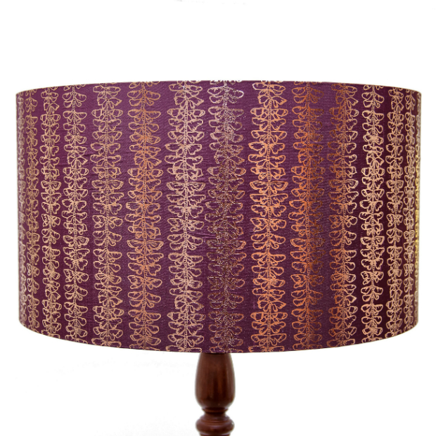 Gilded Butterfly Lampshade, In-Spaces £100.00